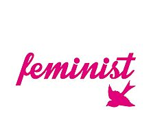 Hot Pink Feminist Photographic Print