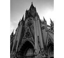 Gothic glory Photographic Print