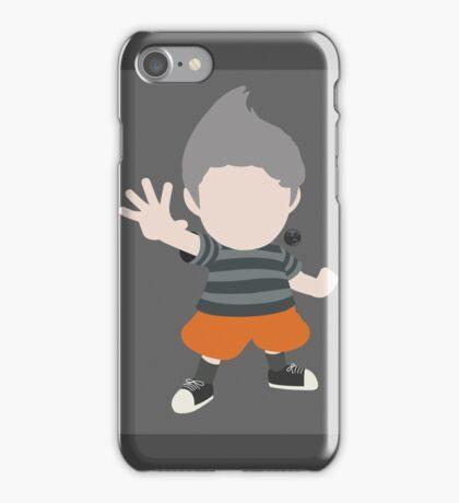 Lucas (Evil Claus) - Super Smash Bros. iPhone Case/Skin
