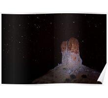 Chambers Pillar By Star Light Poster