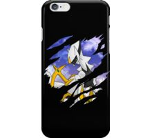 pokemon arceus anime manga shirt iPhone Case/Skin
