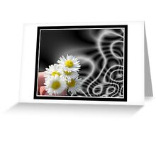 I Dream of Daisies Greeting Card