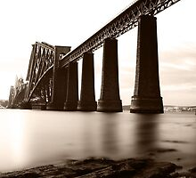 The Rail Bridge by Chris Cherry
