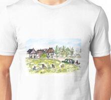 Vendangeurs, Pommard, France Unisex T-Shirt