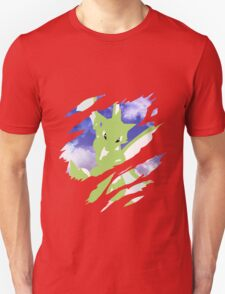 pokemon scyther anime manga shirt T-Shirt