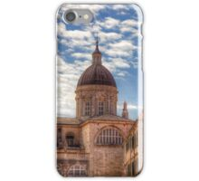 Within the walls iPhone Case/Skin