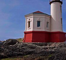 Coquille Lighthouse #3 by LucyAbrao