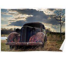 1936 Pontiac Rustmobile Poster