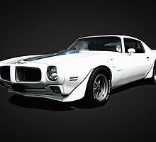 Pontiac Trans Am by Nigel Bangert