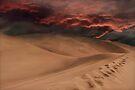The road to eternal damnation by Wojciech Dabrowski