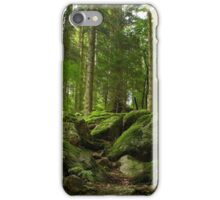 Deep Within the Black Forest iPhone Case/Skin