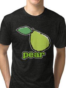 Pear Tri-blend T-Shirt