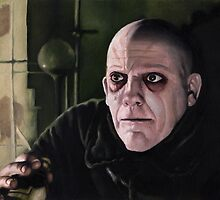 Uncle Fester by Osvaldo Sosa