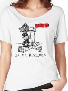 KMD Women's Relaxed Fit T-Shirt