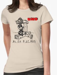 KMD Womens Fitted T-Shirt
