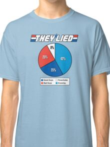 They Lied! Classic T-Shirt