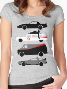 The Car's The Star Women's Fitted Scoop T-Shirt