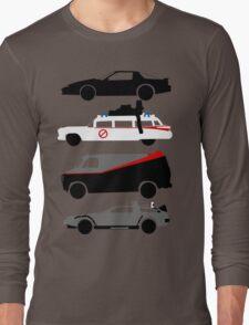 The Car's The Star Long Sleeve T-Shirt