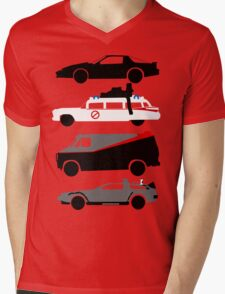 The Car's The Star Mens V-Neck T-Shirt