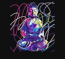 Colored buddha Unisex T-Shirt