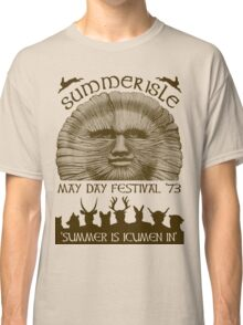 Summerisle May Day Festival 1973 Classic T-Shirt