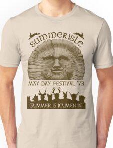 Summerisle May Day Festival 1973 Unisex T-Shirt