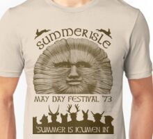 Summerisle May Day Festival 1973 Unisex T-Shirt