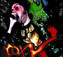 Foxy by GenericTrash