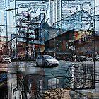 toronto live - Queen Street by olga  hutsul