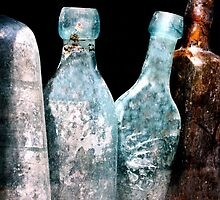 Cajun Bottles by luckylarue
