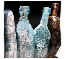 Cajun Bottles Poster
