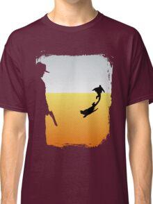 ...And the Gunslinger followed Classic T-Shirt