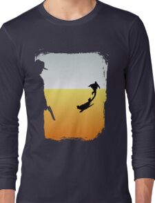 ...And the Gunslinger followed Long Sleeve T-Shirt