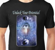 Unlock your potential Unisex T-Shirt
