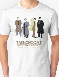 Trenchcoat Detective Agency T-Shirt
