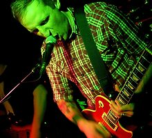 Adam B. Metal by GenericTrash