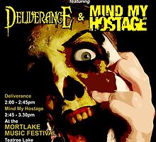 Metal at Mortlake by GenericTrash