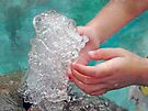 Magic Water Fountain by Susan Werby