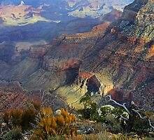 Canyon Spectacle II by Harry Oldmeadow