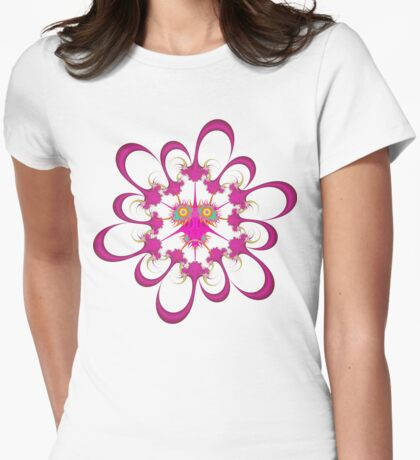Ockelbo Bug withAntivirus Womens Fitted T-Shirt
