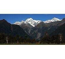 Mount Cook Photographic Print
