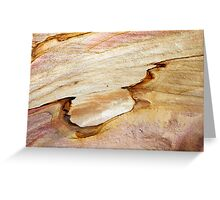 Sandstone magic #2 Greeting Card