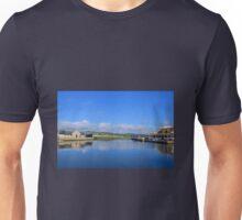 Riverside West Bay Dorset .. Unisex T-Shirt