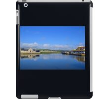 Riverside West Bay Dorset .. iPad Case/Skin