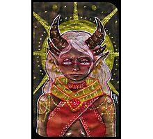Tarot Card Photographic Print