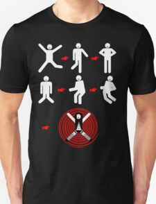 It's Just A Jump To The Left... T-Shirt