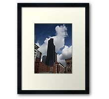 Remember the Climb for Leukemia Framed Print