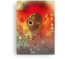 Think Incorporated Canvas Print