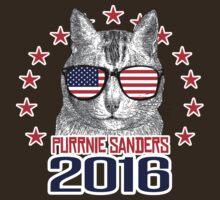 Purrnie Sanders 2016 by shirtual