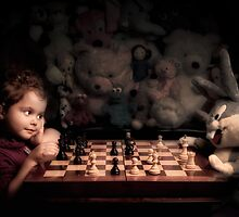 At Night We Play by Bill Gekas